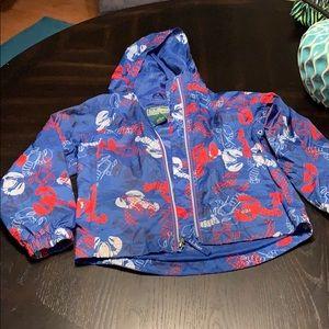 LL Bean raincoat